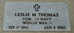 Leslie M. Thomas