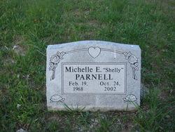Michelle Shelly <i>Parnell</i> Clark Higginbotham