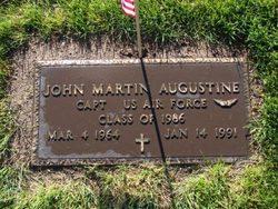 Capt John M Augustine