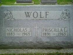 Nicholas John Wolf
