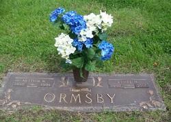 Ethel M <i>Ellsworth</i> Ormsby