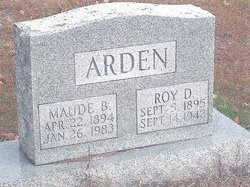 Maude <i>Burns</i> Arden