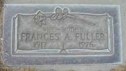 Frances Alta <i>Eads</i> Fuller