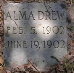 Alma Drew