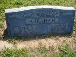 Nellie Gray <i>Campbell</i> Abraham
