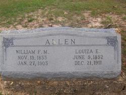 William F.M. Allen