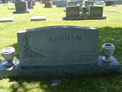 Merle M. Mom B <i>Mettler</i> Bonham