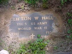 Clifton W. Hall