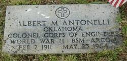 Col Albert M. Antonelli