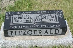 Irene Margaret <i>Miskiman</i> Fitzgerald