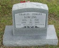 Charles Edward Bowling