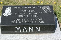 Martin Mann
