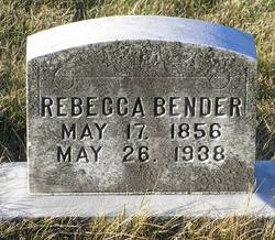Rebecca <i>Rank</i> Bender