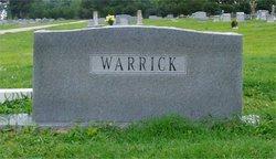 Baby Son Warrick