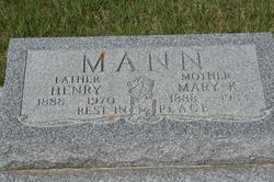Mary Katherine Mann