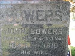 Pvt John Bowers