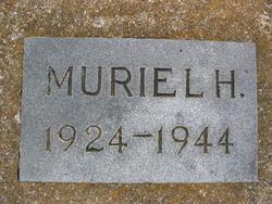 Muriel Helen Barsness