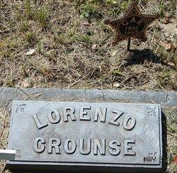 Lorenzo Crounse