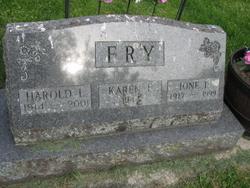 Harold Lee Fry