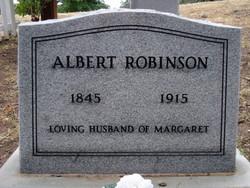 Albert Robinson