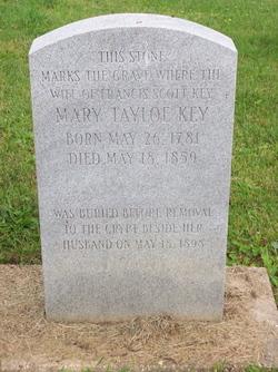 Mary Tayloe Polly <i>Lloyd</i> Key