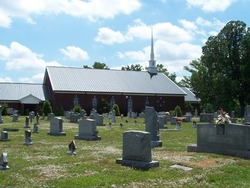 Hopewell Baptist Church Cemetery