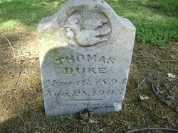 Thomas Duke