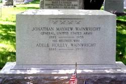 Adele <i>Holley</i> Wainwright