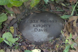 Elda Melissa <i>Kingery</i> Davis