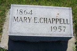 Mary Elizabeth <i>DeMott</i> Chappell