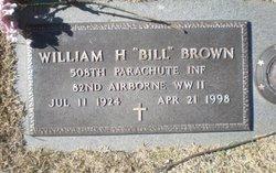 William H Bill Brown