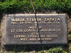 Maria Sylvia <i>Zapata</i> Ainsworth