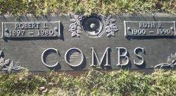 Robert L Combs