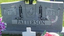 Lou Ellen <i>Puckett</i> Patterson