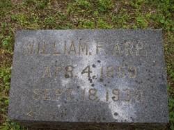 Christian Friedrich Wilhelm (William) Arp