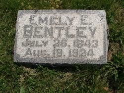 Emely E. <i>Farmer</i> Bentley
