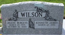 Jolene <i>Burgess</i> Wilson