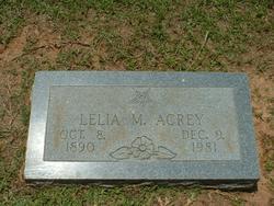 Lelia M <i>Mixon</i> Acrey