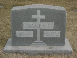 Anna M. Barber
