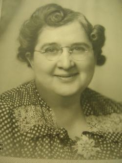 Hattie Jennie <i>(Marks)</i> Miller
