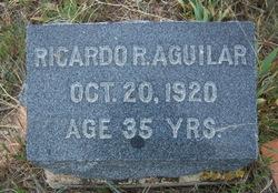 Ricardo R Aguilar