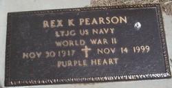 Rex K Pearson