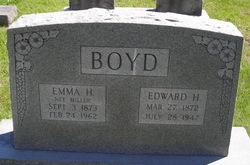Edward H Boyd