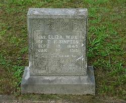 Elizabeth Simpson