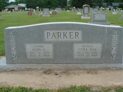 Cora Mae <i>Baker</i> Parker