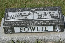 Allan Raymond Fowlie