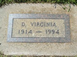 Daisy Virginia Sawyer