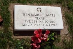 Benjamin Lee Bates