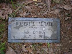 Robert Lee Tate