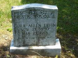 Cora Allen Ervin